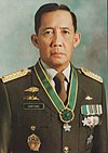Raden Hartono as Chief of Staff of the Indonesian Army.jpg