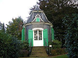 Radevormwald - Historical rococo garden house