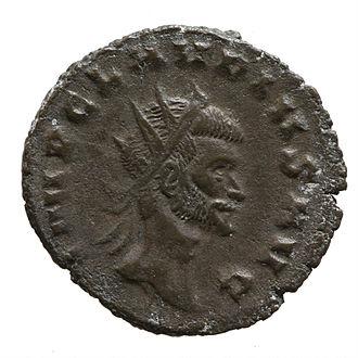 Claudius Gothicus - A Radiate of Claudius II Gothicus