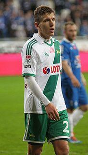 Rafał Janicki Polish footballer