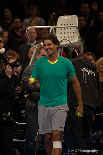 2013 ATP World Tour - Nadal ended the year at number 1