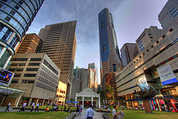Raffles Place History | RM.