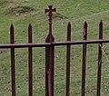 Railings, Old Church - geograph.org.uk - 1553200.jpg