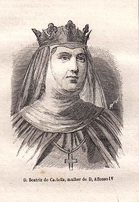 Rainha D. Beatriz de Castela II - Rei D. Afonso IV.jpg