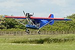 Raj Hamsa X'Air Falcon 582(2) 'G-CCDJ' (41704224741).jpg