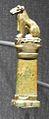Ram-headed sphinx on a column.JPG