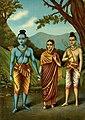 Rama, Sita, Lakshmana.jpg