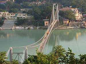 In the Himalayas, in general the term Jhula is...