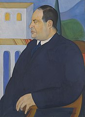 Portrait of JosephStella