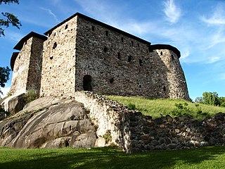 Raseborg Castle medieval castle in Raseborg, Finland