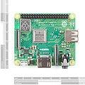 Raspberry Pi 3 A+ (31762393647).jpg