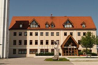 Бургкирхен-ан-дер-Альц,  Бавария, Германия