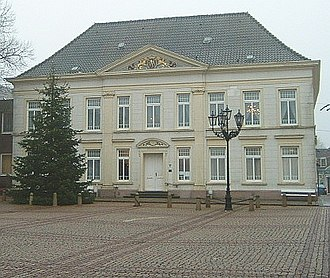 Esens, Lower Saxony - Image: Rathaus Esens