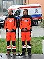 Ratownicy medyczni w Staszowie.JPG