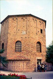 Ravenna Baptistery of Neon church