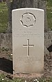 Ray (Alfred) CWGC gravestone, Allerton Cemetery.jpg