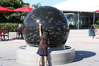 Kugel Fountain Wikipedia