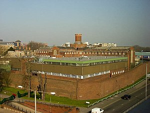 HM Prison Reading - Image: Reading Prison 1