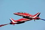 Red Arrows - RIAT 2006 (2354633116).jpg