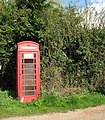 Red telephone kiosk - geograph.org.uk - 1236360.jpg