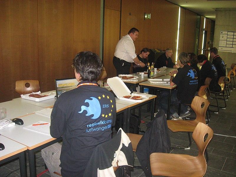 Datei:Regiowikicamp 2009 (9).JPG