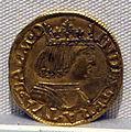 Regno di napoli, ferdinando II, oro, 1495-1496.JPG