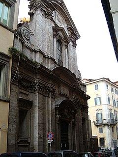 San Girolamo della Carità church