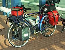 旅行自行车