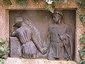 Relief des Grabsteines von Robert Cauer dem Jüngeren.jpg