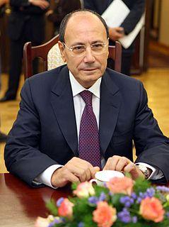 Renato Schifani Italian politician