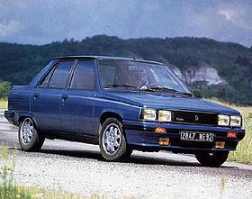 Renault 9 Turbo Et Renault 11 Turbo Wikip 233 Dia