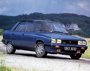 Renault 9 and 11 - Renault 9 Turbo (phase 2)