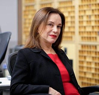 Renée Montagne - Montagne in 2019