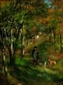 Renoir - Jules Le Coeur na Floresta de Fontainebleau.jpg