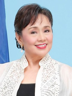 Vilma Santos Filipino actress and politician