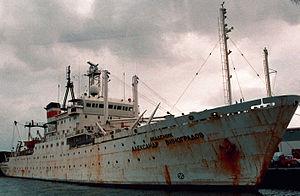 "Research ship ""Akademik Aleksandr Vinogradov"" in 1991.JPEG"
