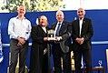 Reuven Rivlin, presented the President's Award. June 2017 (7159).jpg