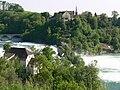 Rheinfall mit Schloss Laufen.jpg