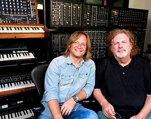 Rhett Lawrence - Rhett Lawrence with Dave Pensado where they mixed  Kelly Clarkson and Black Eyed Peas singles. Mariah Carey and Michael Jackson albums were also recorded there.