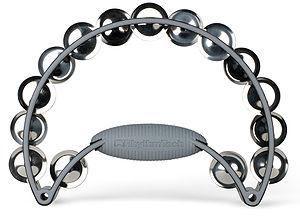 Hand percussion - Modern half moon tambourine
