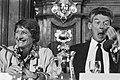 Ria Beckers en Wim Kok, Bestanddeelnr 934-4919.jpg