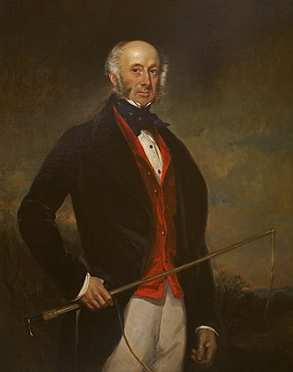 Dartford Heath - Sir Charles Morgan Robinson Morgan (1792–1875), 1st Baron Tredegar, owner of Dartford Heath