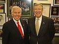 Richard Lugar and Martin Jischke.jpg