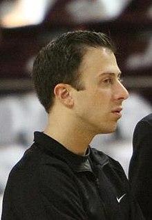 Richard Pitino American college basketball coach