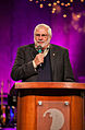 Rick Joyner speaking from the Podium at MorningStar Ministries in Fort Mill, South Carolina in 2013..jpg