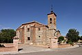 Rielves, Iglesia parroquial de Santiago Apóstol, fachada oeste.jpg