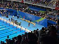 Rio 2016 Olympics - Swimming 6 August evening session (29097140341).jpg