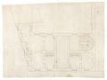 Ritning, 1600-tal - Skoklosters slott - 98983.tif