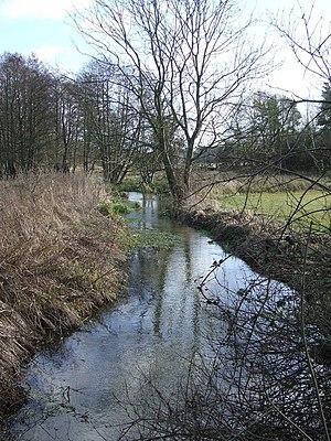 River Gadder - River Gadder at Cockley Cley