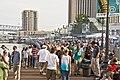 Riverfront crowds French Quarter Fest 2009 - New Orleans.jpg